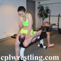 DSC_0214 Bella vs Chris Workout Scene  - Gallery