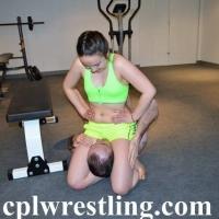 DSC_0267-1 Bella vs Chris Workout Scene  - Gallery