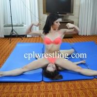 DSC_0748 CPL-JN-093 Janira's First Femme Fatale Match