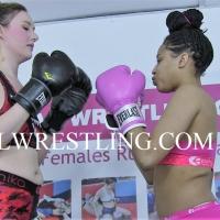 CMX-CAP-01-Spandex-Destruction-1-1 CPL-BOX-02 Sage vs Eve Boxing