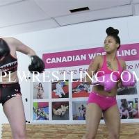 CMX-CAP-01-Spandex-Destruction-2-1 CPL-BOX-02 Sage vs Eve Boxing
