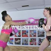 CMX-CAP-01-Spandex-Destruction-3-1 CPL-BOX-02 Sage vs Eve Boxing