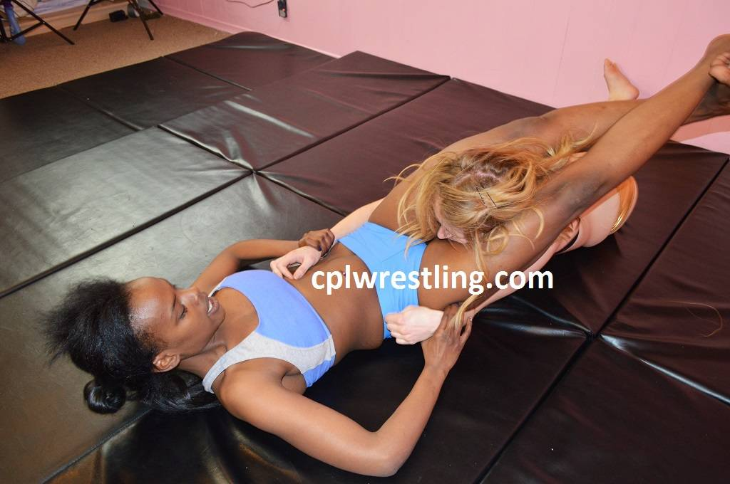 CPL-LV-03 Interracial Revenge: Submit To My Black Pussy | CPL Wrestling
