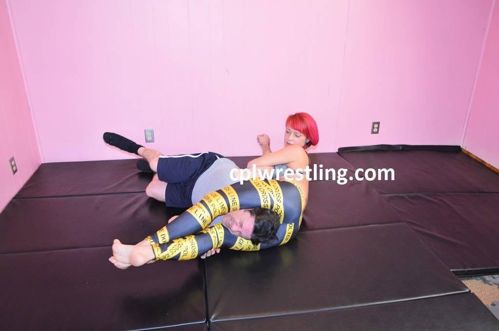 Koa 081 Ariel S Pressure Scissor K O S Cpl Wrestling