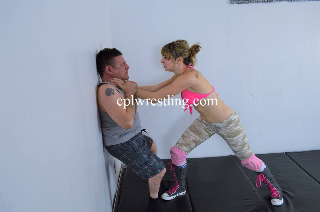 Cmx Pr 66 Pro Style Smother Exclusive Video Cpl Wrestling
