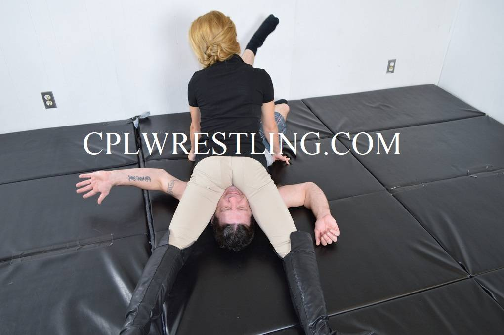 CMX-RB-05 Obedience Domination
