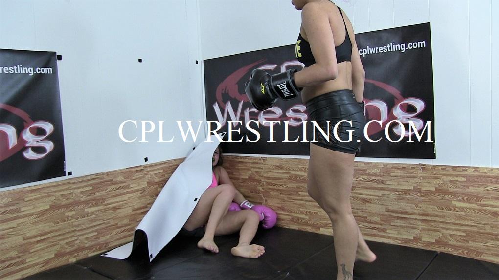 CPL-BOX-01 Arianne vs Eve Premier Boxing Match